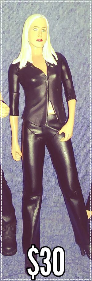 Buffy the Vampire Slayer Darla figure for Sale in Auburndale, FL