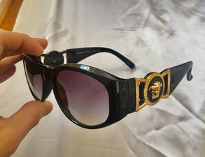 Unisex Versace Medusa glasses ! Excellent! No trades for Sale in Silver Spring, MD