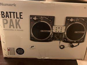 NUMARK BATTLE PAK!!!! for Sale in Cave Creek, AZ