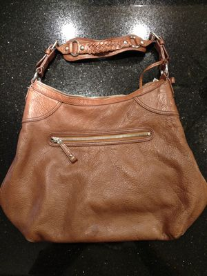 Banana Republic Brown Leather Hobo Shoulder Bag for Sale in Grafton, OH