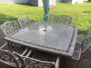 Outdoor table for Sale in Richmond, VA