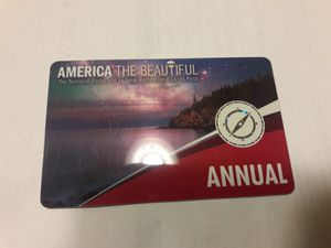 National Park Annual Pass for Sale in Richland, WA