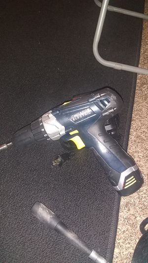 Chicago electric drill w charger for Sale in Fresno, CA