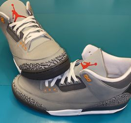 Jordan 3 Cool Grey sz13 DS for Sale in Durham,  NC