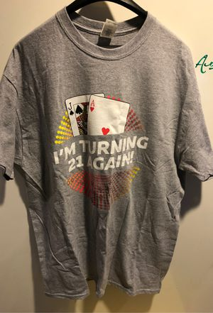 FREE XL T-SHIRT WITH ANY PURCHASE for Sale in Gaithersburg, MD