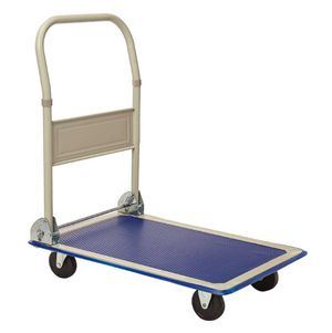 Hand Truck Platform Cart Dolly, Large, White for Sale in Las Vegas, NV