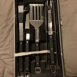 Brand New BBQ/grill set for Sale in Huntington Beach, CA