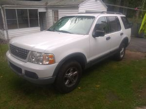 2003 Ford explorer 4x4 mint for Sale in New Haven, CT