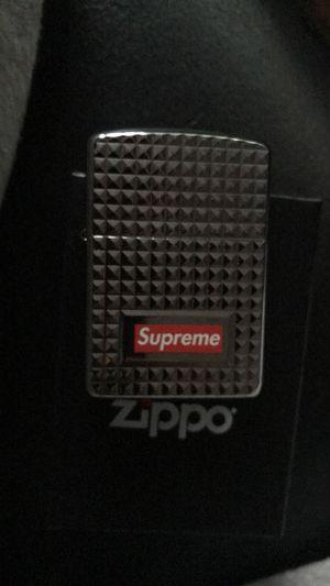 Supreme zippo for Sale in San Mateo, CA