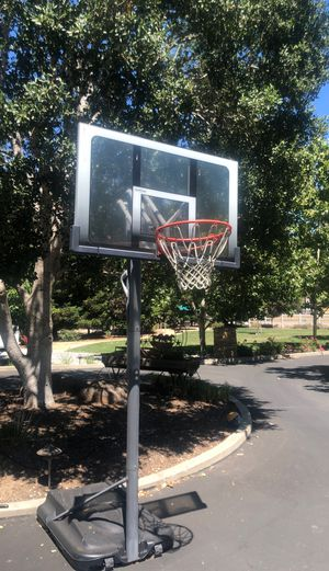 LifeTime Basketball hoop for Sale in Gilroy, CA