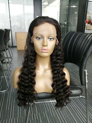 Organic virgin hair cuticle donor virgin hair lace wigs all types! Paypal 4 fast ship! for Sale in Washington, DC