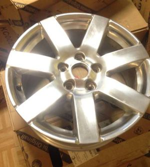 "12 - 18 Jeep Wrangler 18"" Polished 7 Spoke Wheel / Rim for Sale in Clinton, CT"