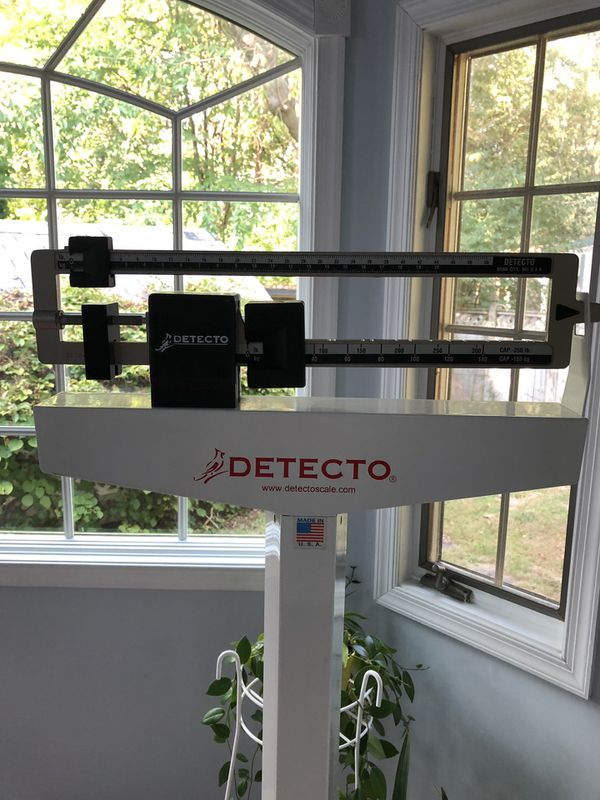 Detecto Physician Scale