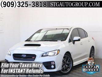 2017 Subaru Wrx for Sale in Montclair,  CA