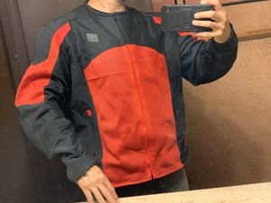 MOTORCYCLE RIDING JACKET SIZE XXXL for Sale in Las Vegas, NV