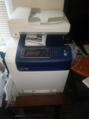 Xerox Workcentre 6505 Energy Star office Copier for Sale in Pawtucket, RI
