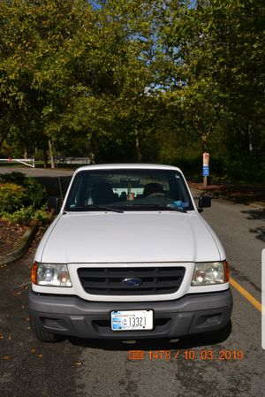 Clean 2001 Ford Ranger for Sale in Seattle, WA