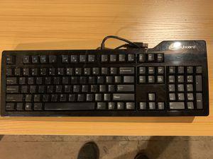 DAS mechanical keyboard with usb 3.0 for Sale in Uxbridge, MA