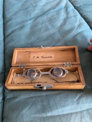 Carl Zeiss Jena Antique Glasses!!! for Sale in West Homestead, PA