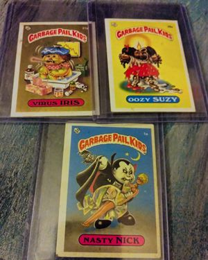 1985 Series 1 Garbage Pail Kids Lot for Sale in Tacoma, WA