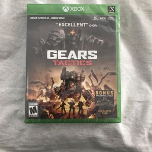 Xbox Gears Tactics Game for Sale in Los Angeles, CA