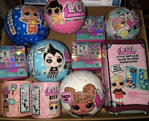 11 LOL SURPRISE GIFT BUNDLE- Birthday, Get Well, Good Grades, Chores QUICK SHIPPING for Sale in West Chicago, IL