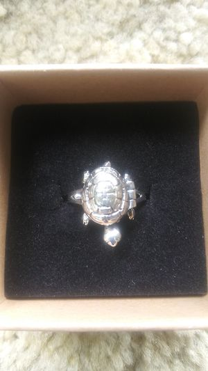 Turtle poison ring for Sale in Canton, NC