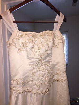 (Best OFFER) prom/Wedding Dress for Sale in San Jose, CA