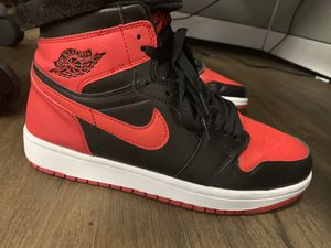 Jordan 1 bred size 10 for Sale in DeLand, FL