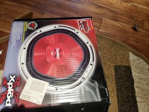 "Sony Xplod XS-L121P5 12"" subwoofer for Sale in Springfield, VA"