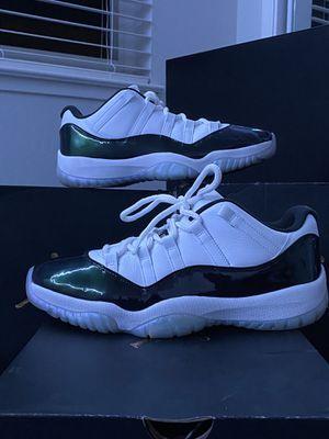 Jordan 11 Emerald Low - Size 10 for Sale in Sunnyvale, CA