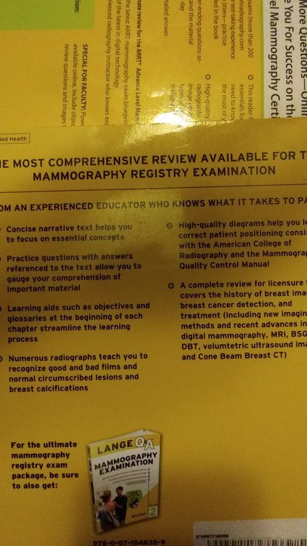 Mammography & Breast Imaging Prep program review & exam prep, edition 1