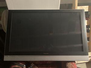Panasonic 55 inch Plasma Tv w/ Power cord for Sale in Ocoee, FL