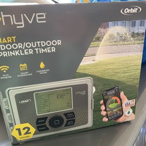 Bhyve Outdoor Sprinkler Bluetooth Timer for Sale in Whittier, CA