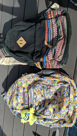 Backpacks, gently used for Sale in Cheshire, CT