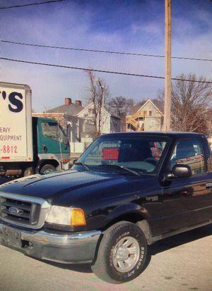 2004 FORD RANGER BLACK for Sale in Everett, MA