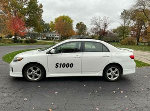 🍀$1,000🙏Urgent Sale I sell my 2012 Toyota Corolla🙏 for Sale in Denver, CO