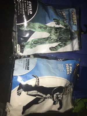 Kids costumes in packages $20 each firm for Sale in Severn, MD