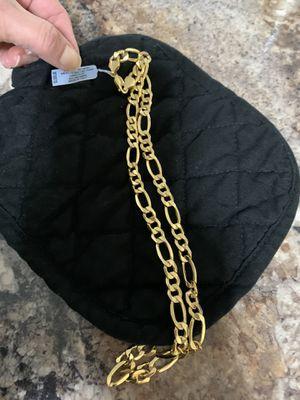 14kt gold chain for Sale in Aurora, IL
