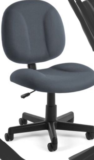 New!! Office chair, rolling chair, desk chair, office furniture, gray for Sale in Phoenix, AZ