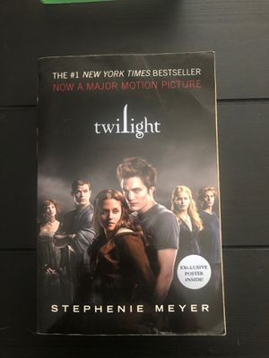 Twilight Paperback for Sale in Biscayne Park, FL