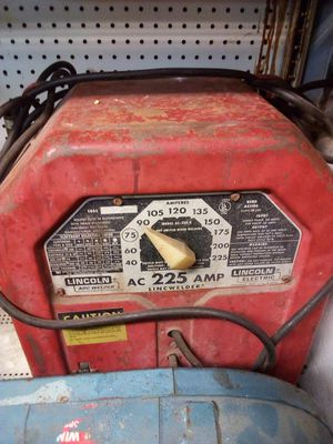 Lincoln welder for Sale in Spring Valley, CA