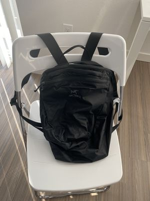 Arcteryx Index 15 backpack - black for Sale in Redmond, WA