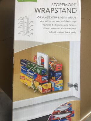 Kitchen and cabinet wrap stand for Sale in Las Vegas, NV
