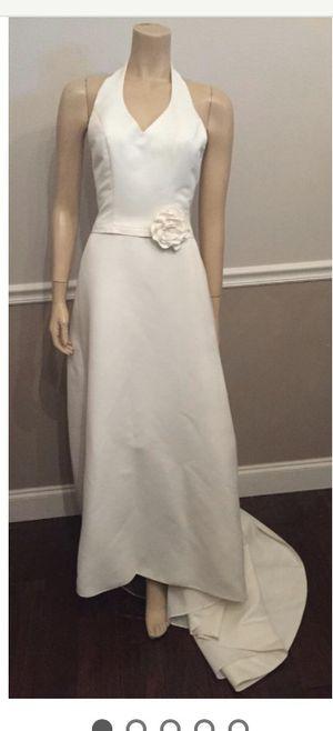 St. Tropez Halter Wedding Gown for Sale in Snellville, GA