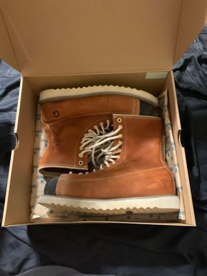 Jb goodhue work boots for Sale in Bayonne, NJ