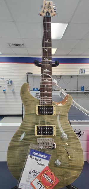 Paul Reed Smith guitar for Sale in Houston, TX