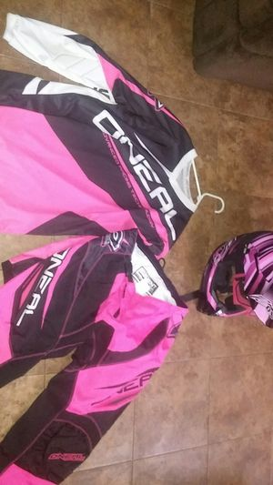 Brand new helmet goggles and shirt n pants for Sale in Brandon, FL