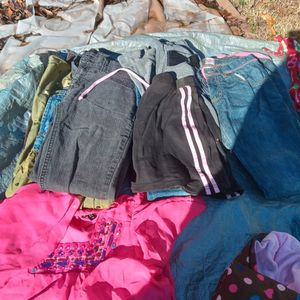 Bag Full Of Girls Clothes Size 10 -12 for Sale in Spartanburg, SC