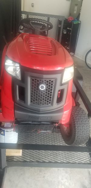 Lawn mower troy bilt for Sale in Brandon, FL